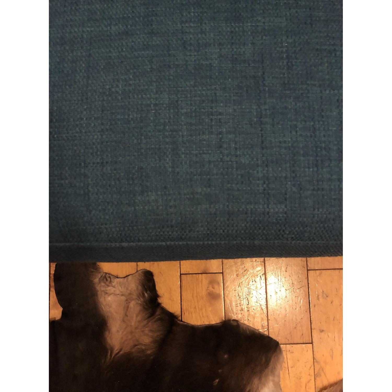 CB2 Avec Apartment Sofa in Peacock - image-5