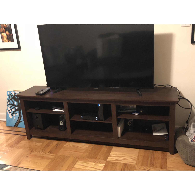 Walker Edison Wood TV/Media Storage - image-1
