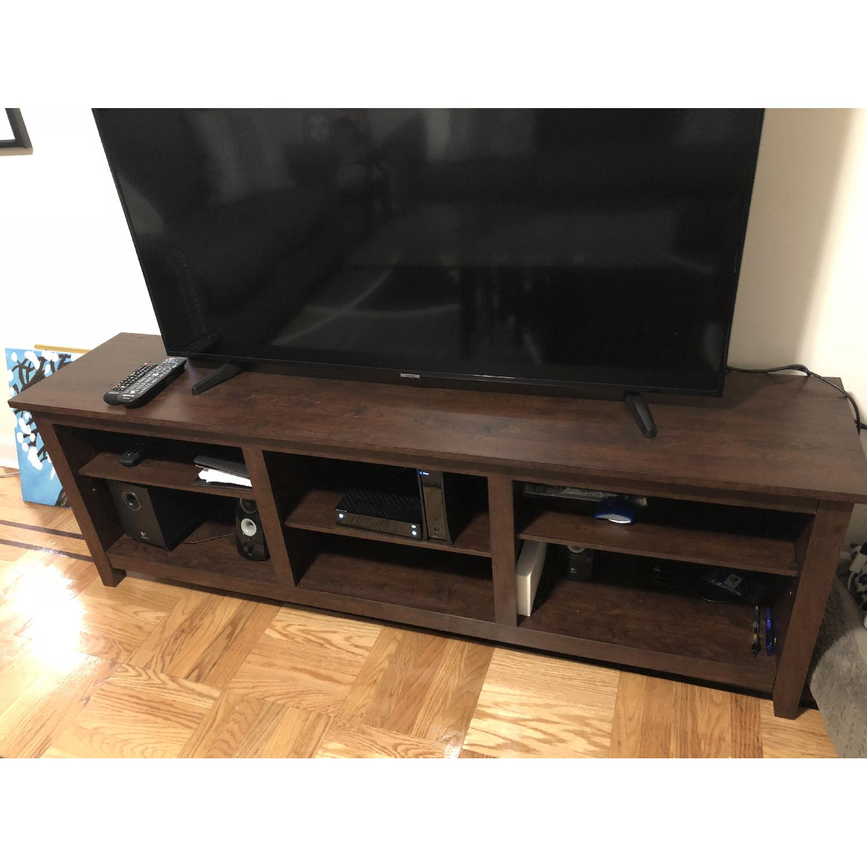 Walker Edison Wood TV/Media Storage - image-2