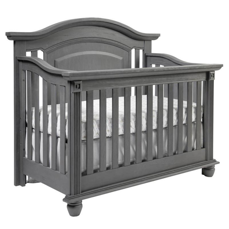 Oxford Baby London Lane 4-in-1 Convertible Crib