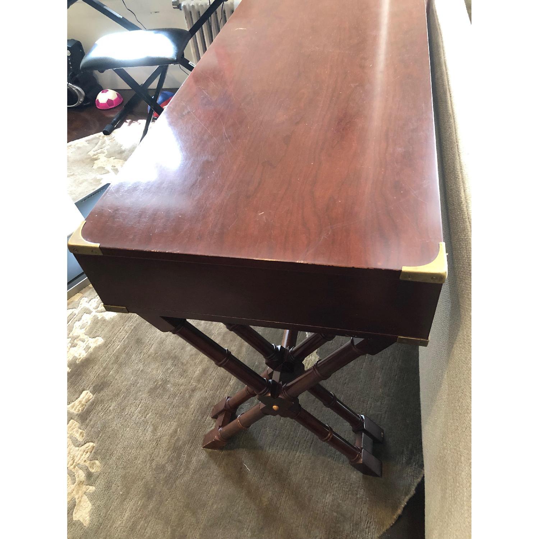 Bombay Wood Desk - image-2