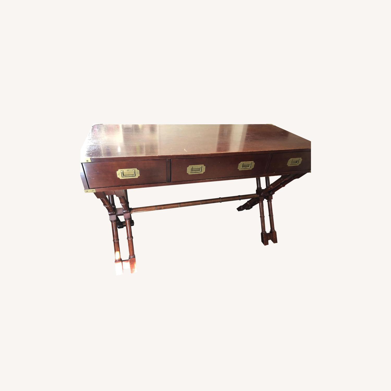 Bombay Wood Desk - image-0