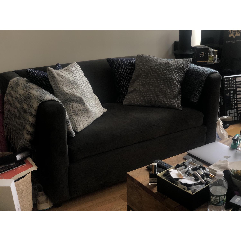 CB2 Movie Sleeper Twin Sofa - image-1