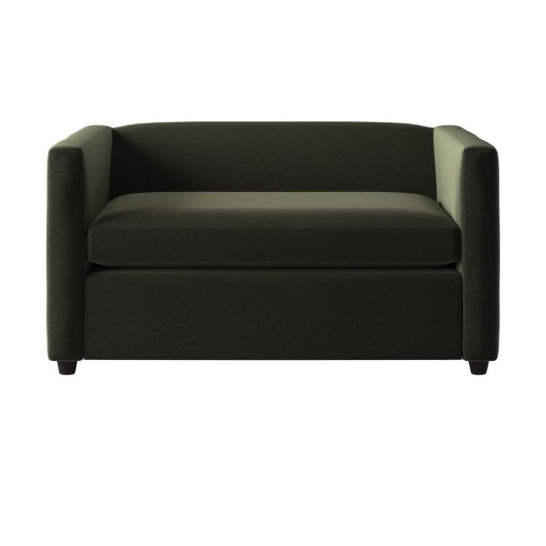 CB2 Movie Sleeper Twin Sofa - image-0