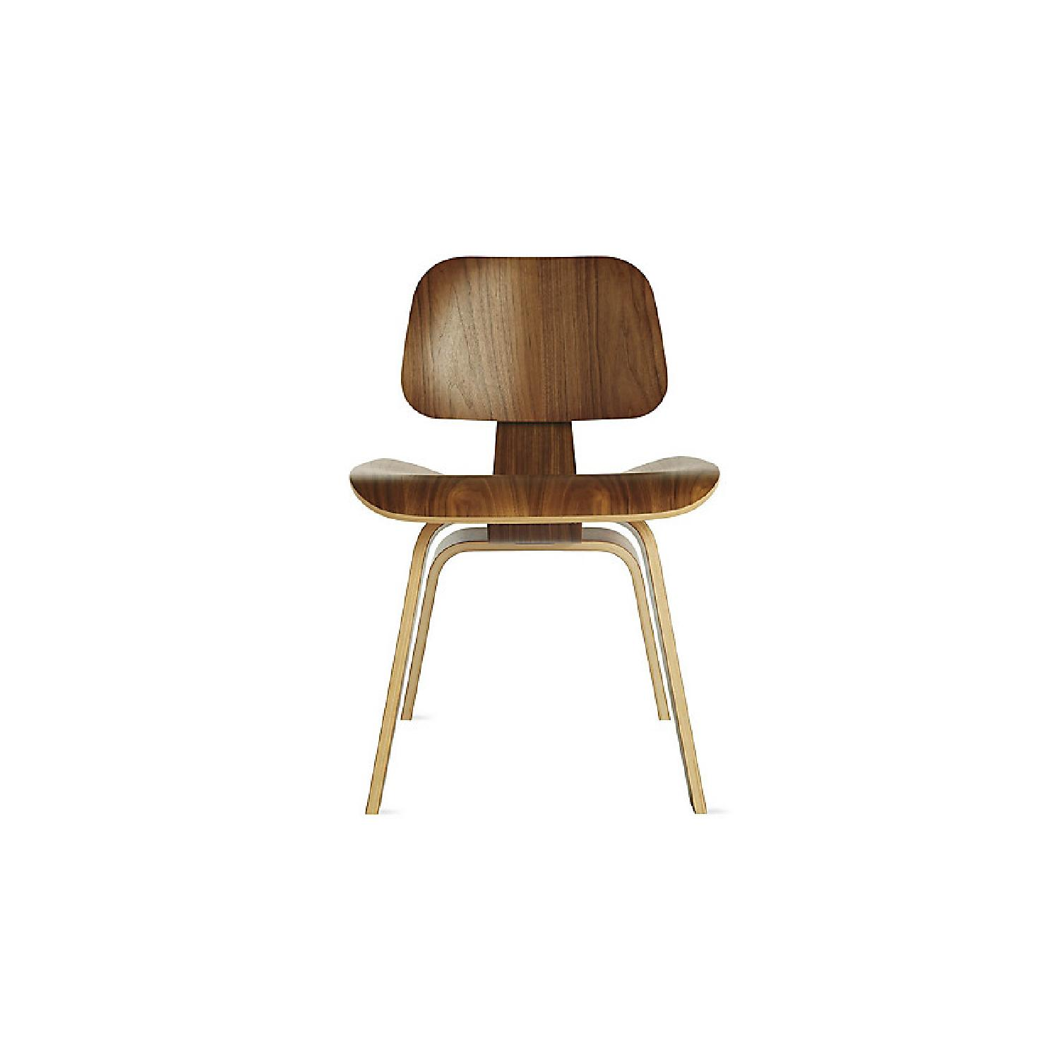 Design Within Reach Plywood Dining Chair - image-0