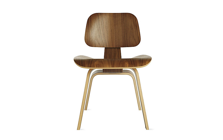 Design Within Reach Plywood Dining Chair