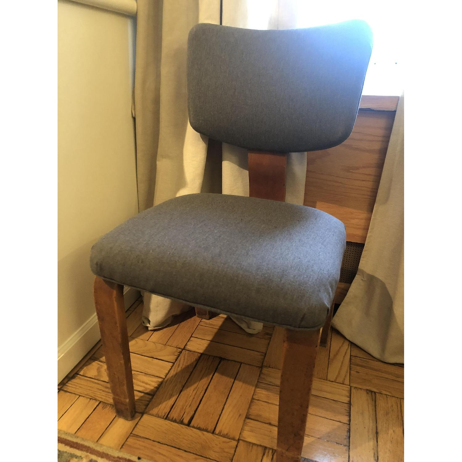 Thonet mid-century modern side chair - image-0