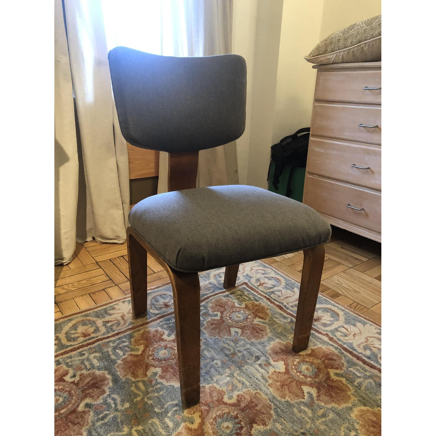 Thonet mid-century modern side chair - image-7