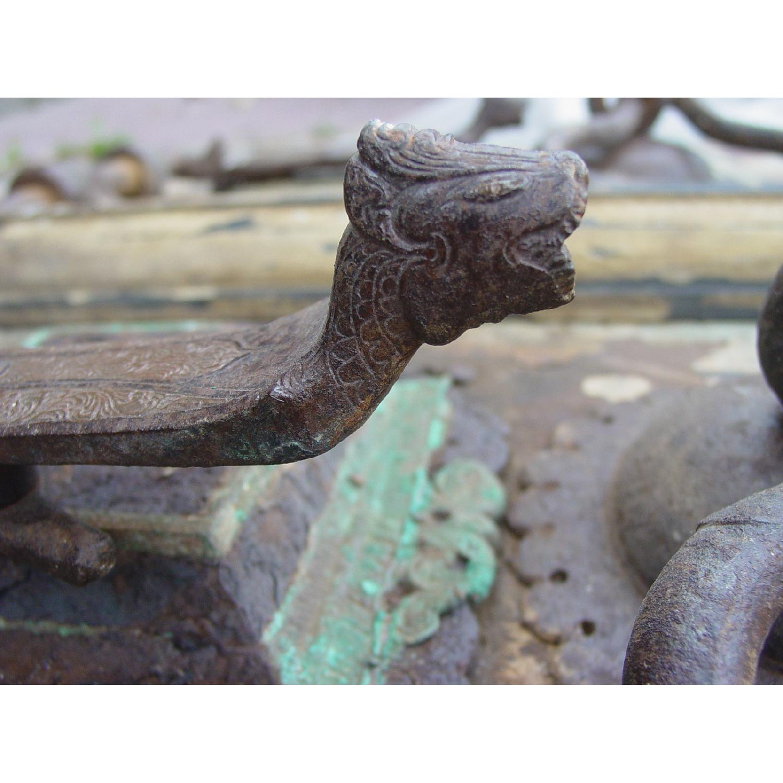 Vintage Temple Doors - image-1