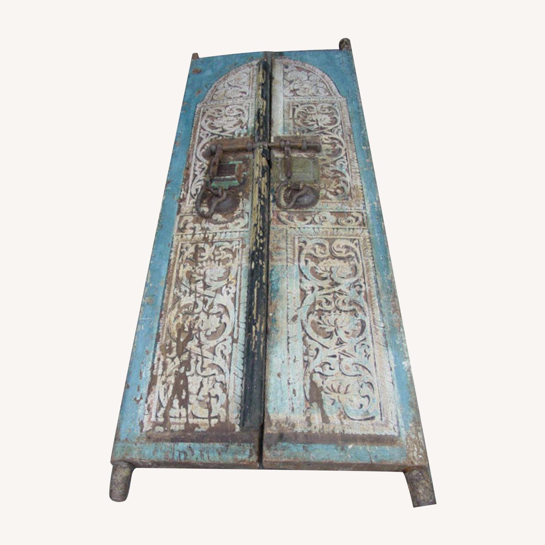 Vintage Temple Doors - image-0
