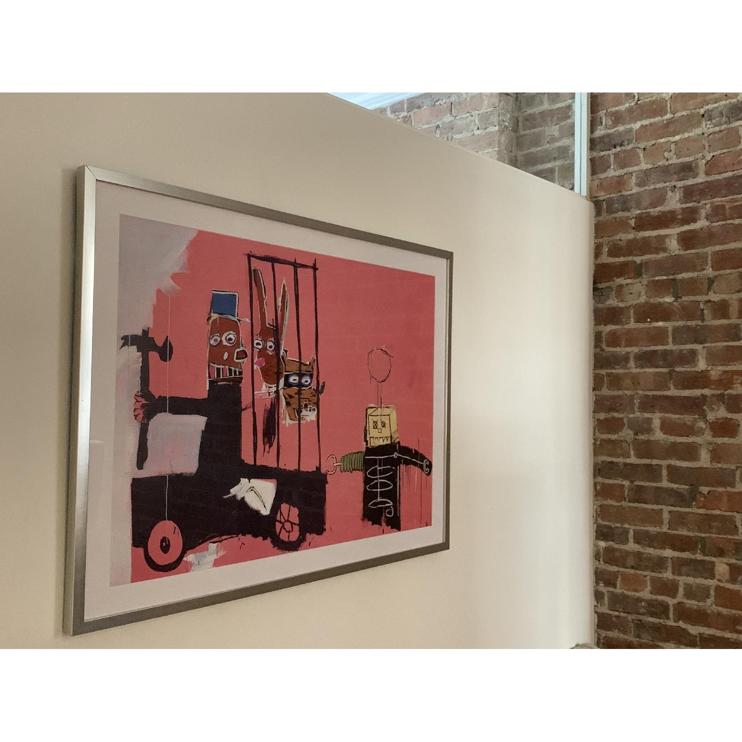 Jean Michel Basquiat Limited Edition Wall Art - image-7