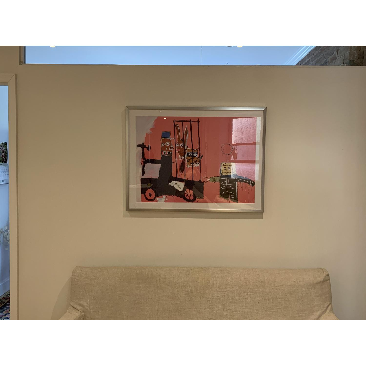 Jean Michel Basquiat Limited Edition Wall Art - image-3