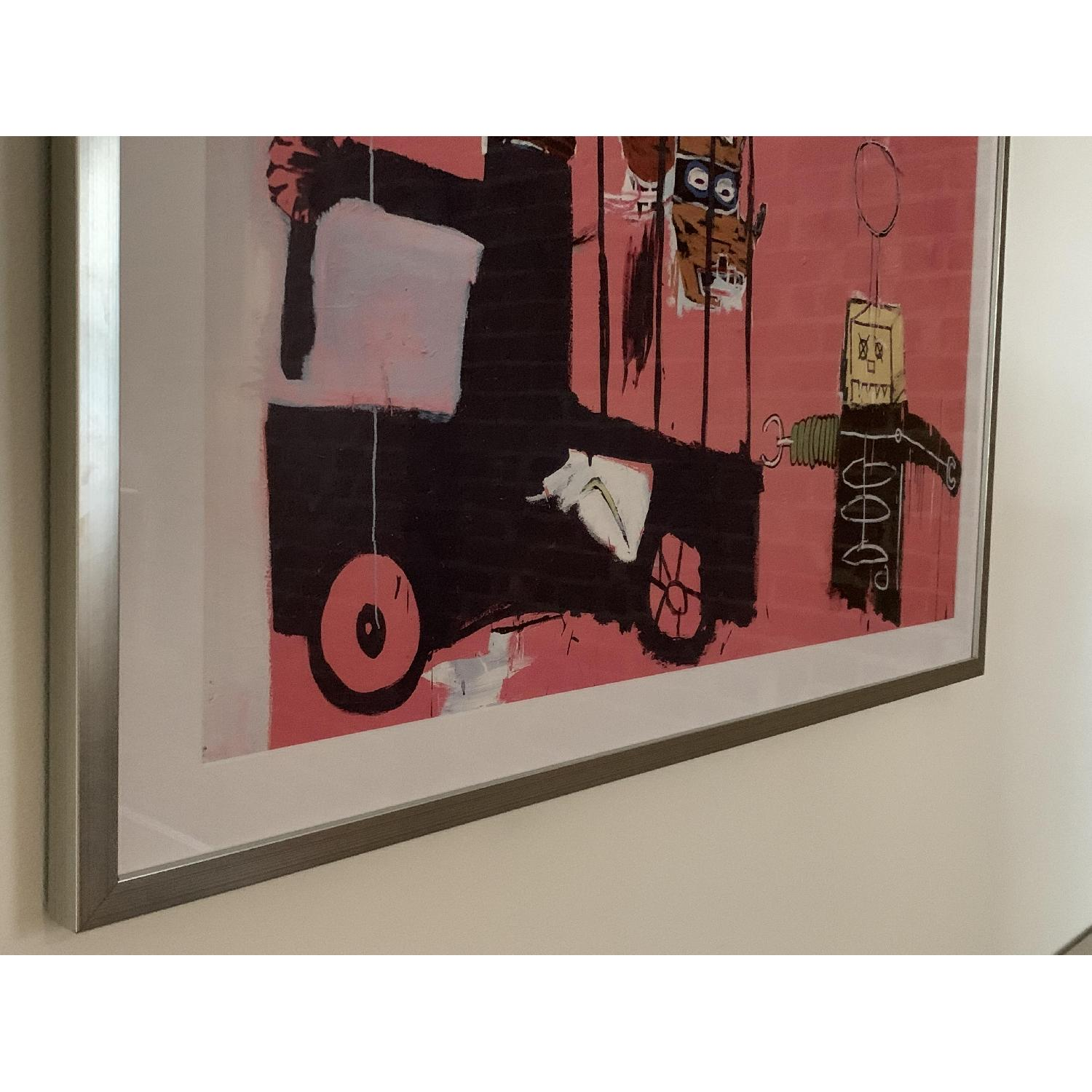 Jean Michel Basquiat Limited Edition Wall Art - image-5