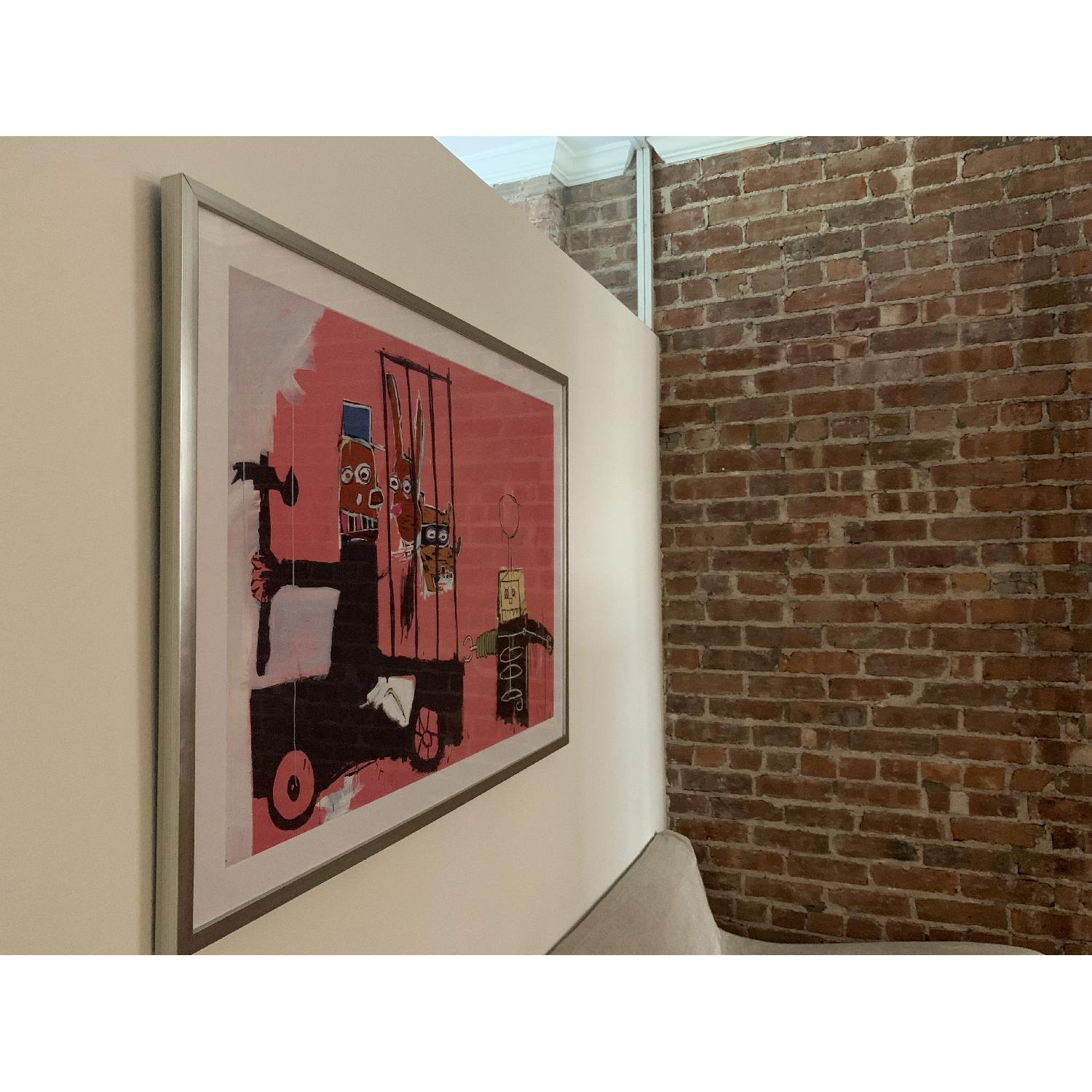 Jean Michel Basquiat Limited Edition Wall Art - image-6