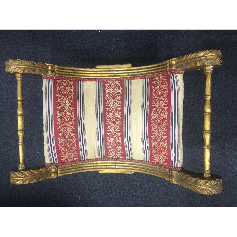Taylor Made Custom Furniture Gilded bench - image-3