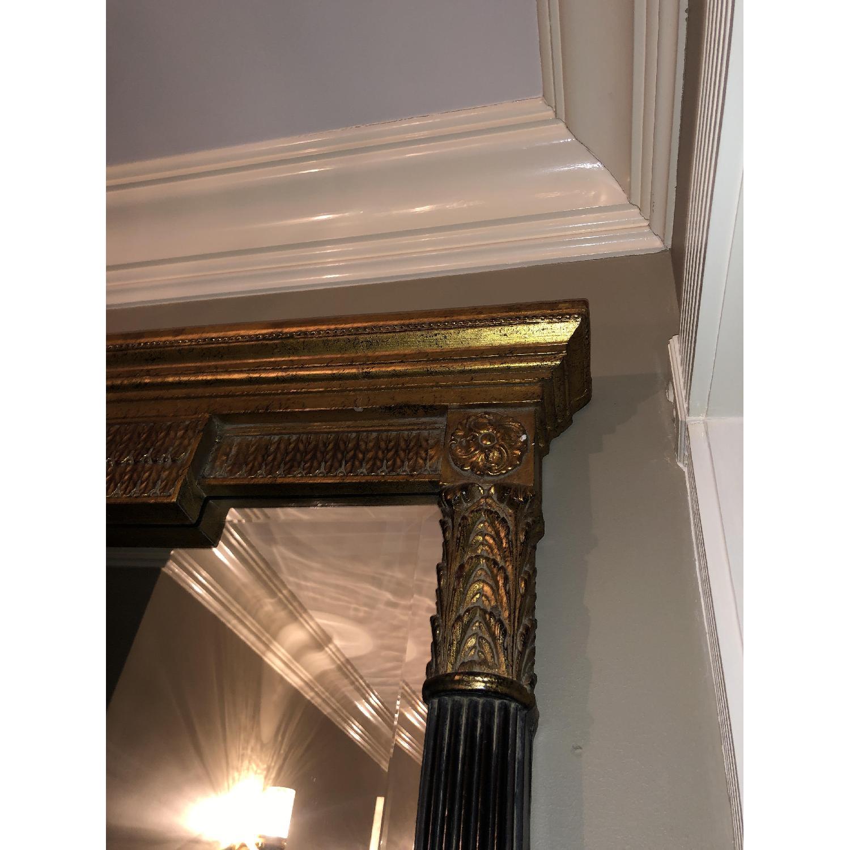 Classic Design Black & Gold Neo Classic Mirror - image-2