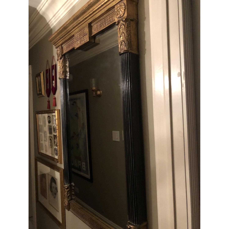 Classic Design Black & Gold Neo Classic Mirror - image-3
