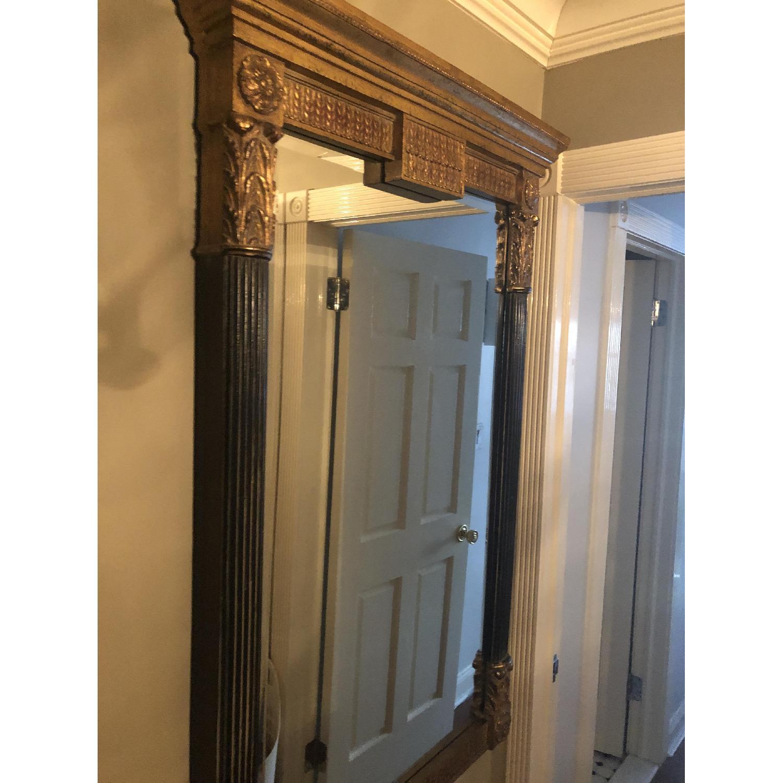 Classic Design Black & Gold Neo Classic Mirror - image-5
