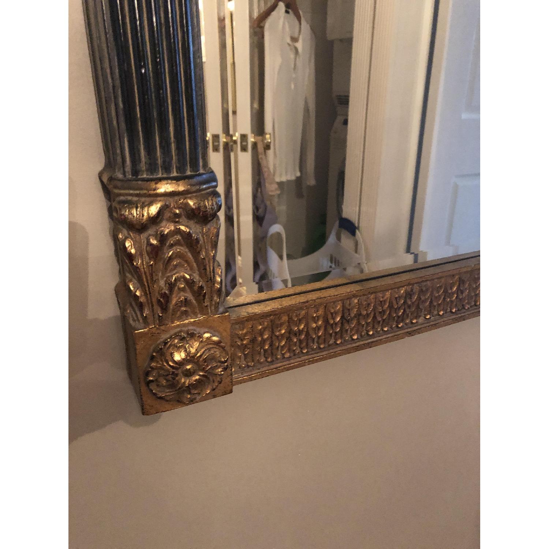 Classic Design Black & Gold Neo Classic Mirror - image-6