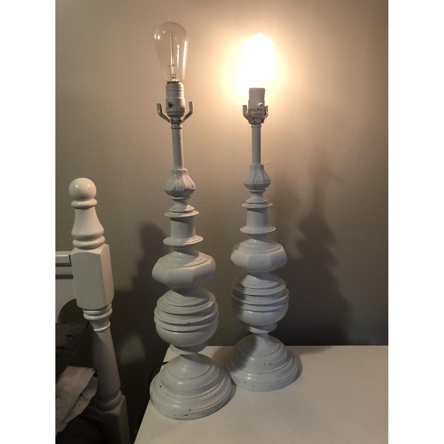 Vintage Table Lamps - image-1