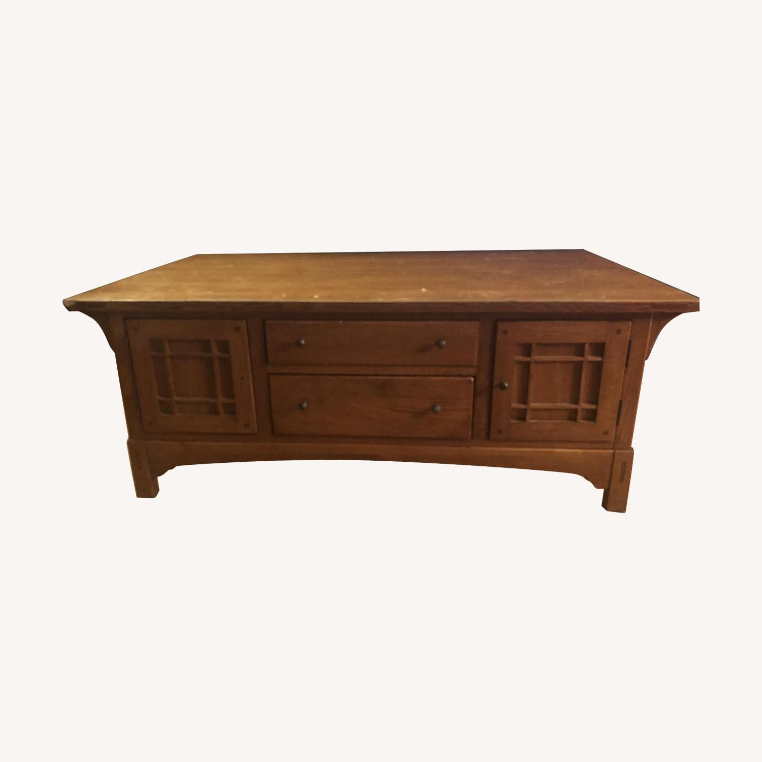 Lexington Furniture Arts and Crafts Coffee Table - image-0