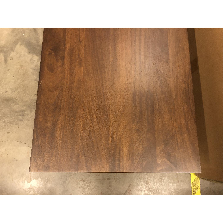 West Elm Streamline Rectangle Coffee Table - image-7