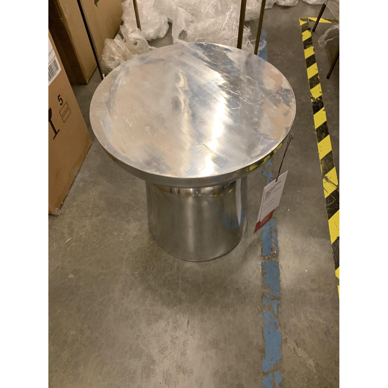 West Elm Martini Side Table in Metallics - image-2