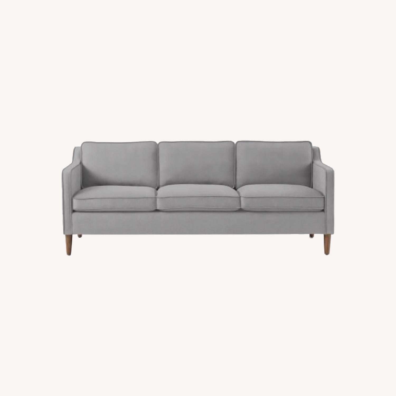 West Elm Hamilton Upholstered Sofa - image-0