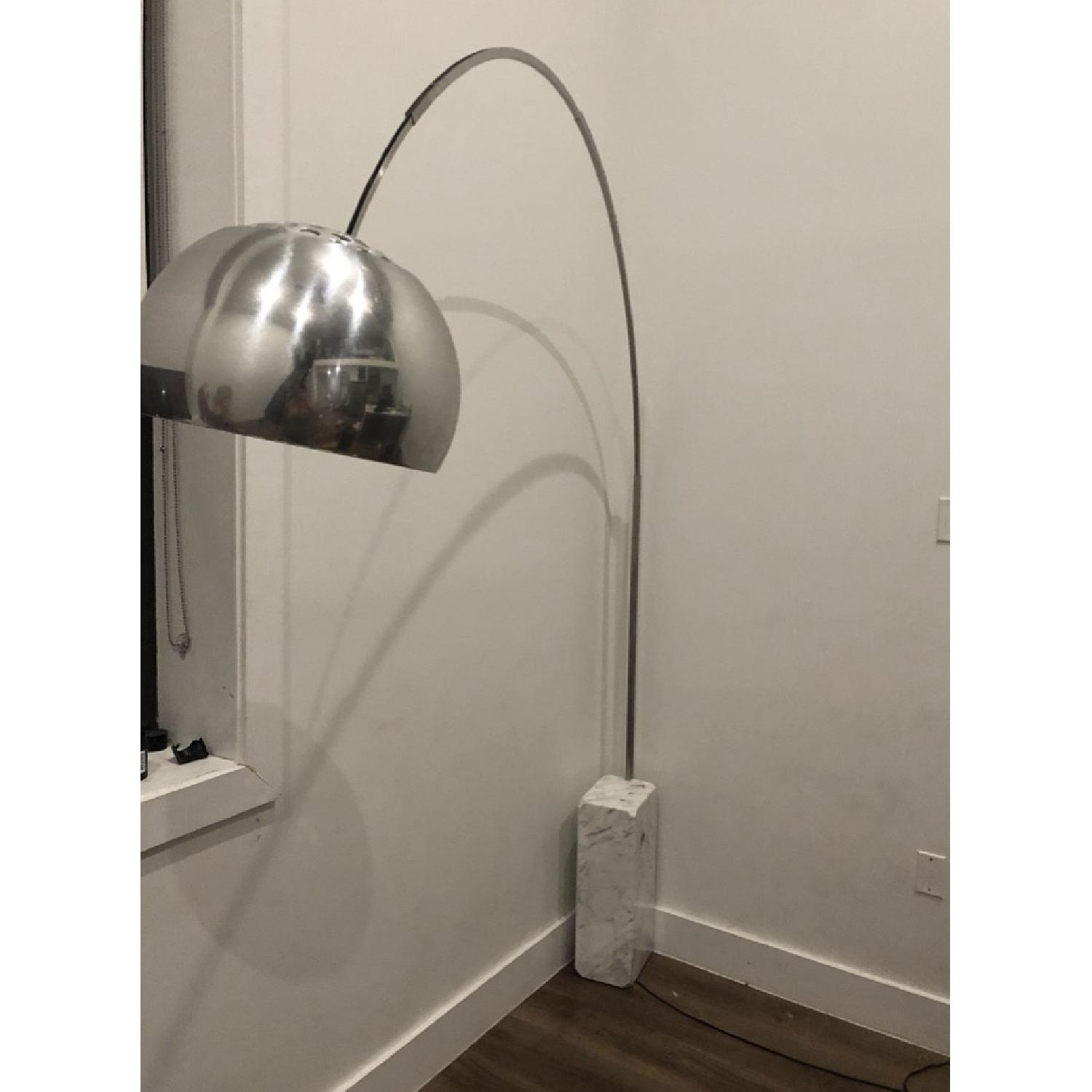Design Within Reach  Flor Arco Floor Lamp - image-3