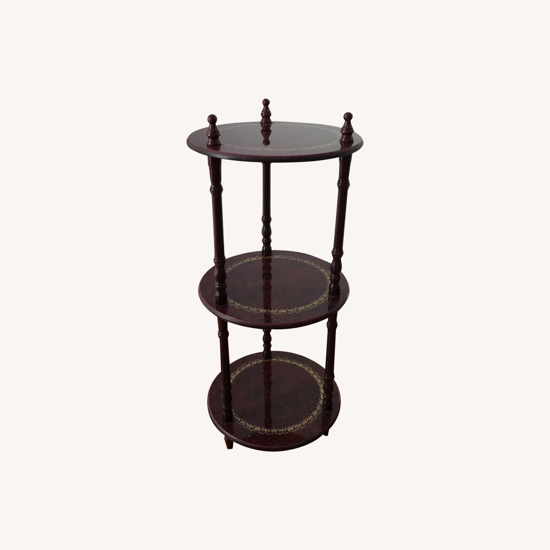 3-Tier Corner Table - image-0
