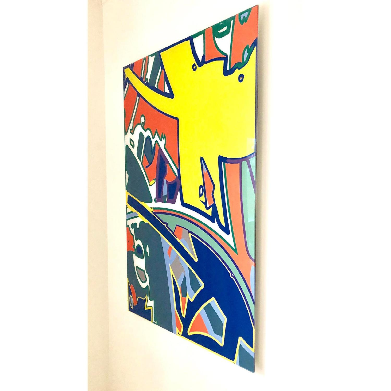 Keith Harring Style Graphic Art - image-2