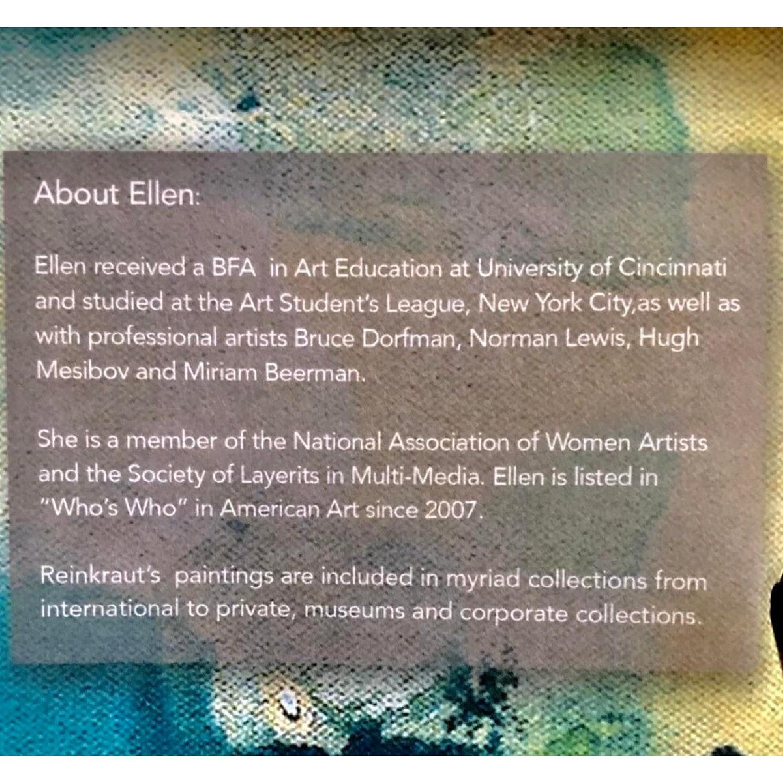 Ellen Reinkraut Womens Strength Figurative Mixed Art - image-2