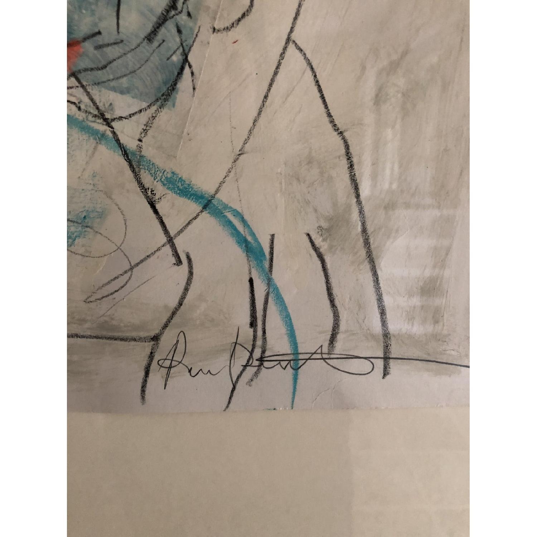 Ellen Reinkraut Womens Strength Figurative Mixed Art - image-5
