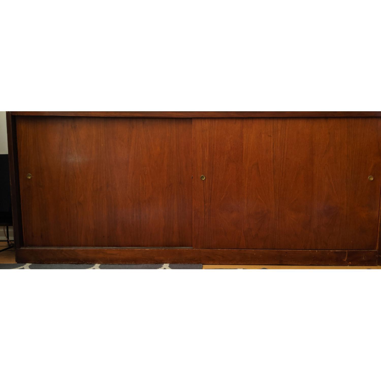 Vintage Apothecary Media Shelf - image-1