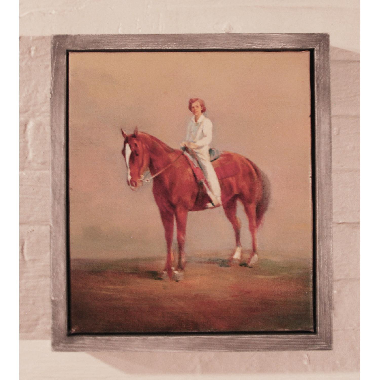 Marc Klionsky Smithsonian National Portrait Gallery Horses - image-1