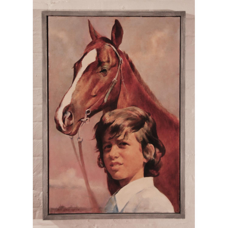 Marc Klionsky Smithsonian National Portrait Gallery Horses - image-2