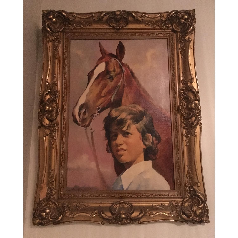 Marc Klionsky Smithsonian National Portrait Gallery Horses - image-4