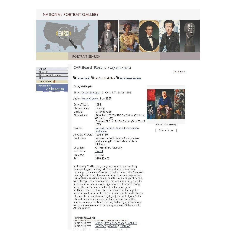 Marc Klionsky Smithsonian National Portrait Gallery Horses - image-6