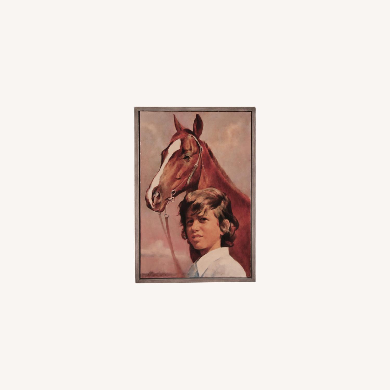 Marc Klionsky Smithsonian National Portrait Gallery Horses - image-8