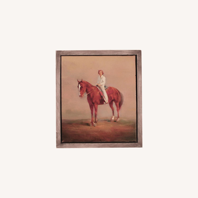 Marc Klionsky Smithsonian National Portrait Gallery Horses - image-9