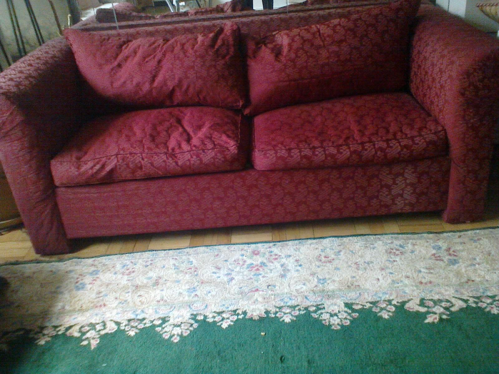 Classic Sofa Ltd. Custom Made Sleeper Sofa
