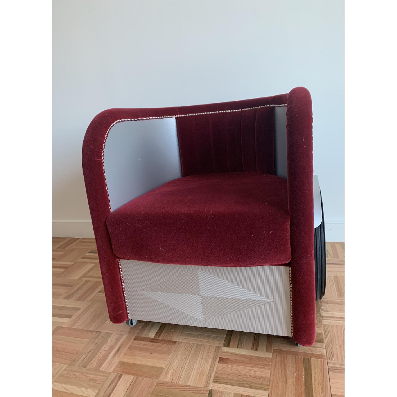 Roche Bobois Ben Hur Chair - image-6
