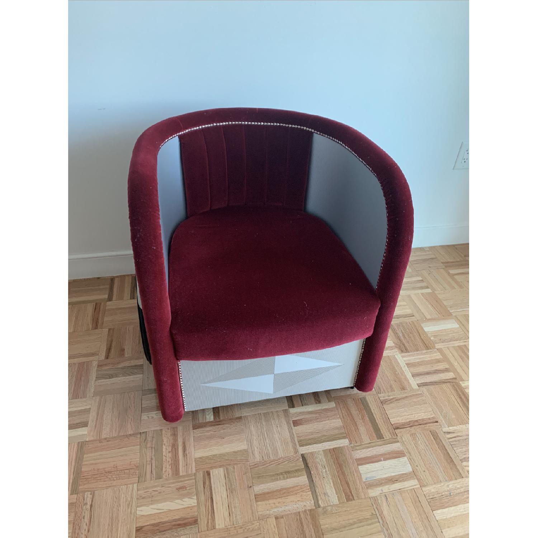 Roche Bobois Ben Hur Chair - image-7