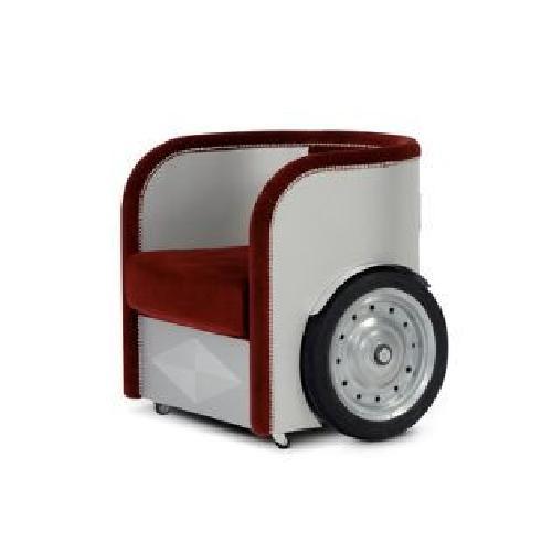 Roche Bobois Ben Hur Chair