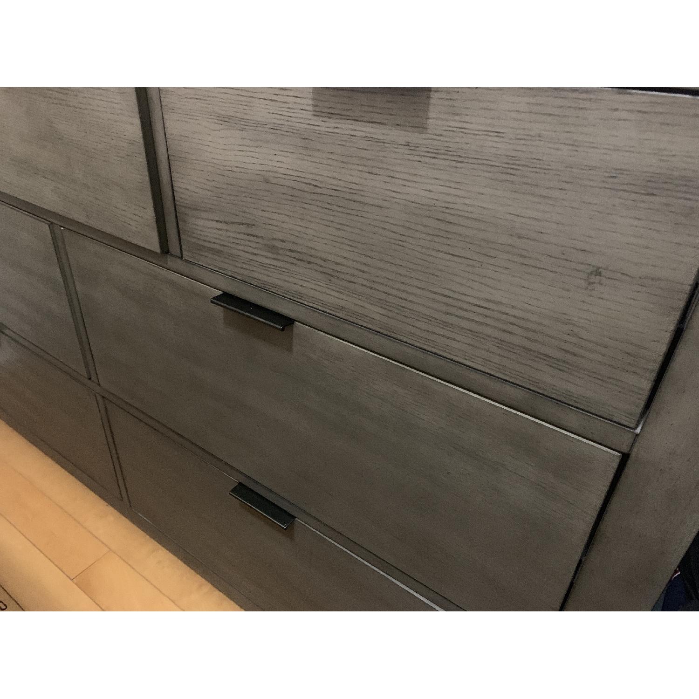 Macys Tribeca Grey Dresser - image-2