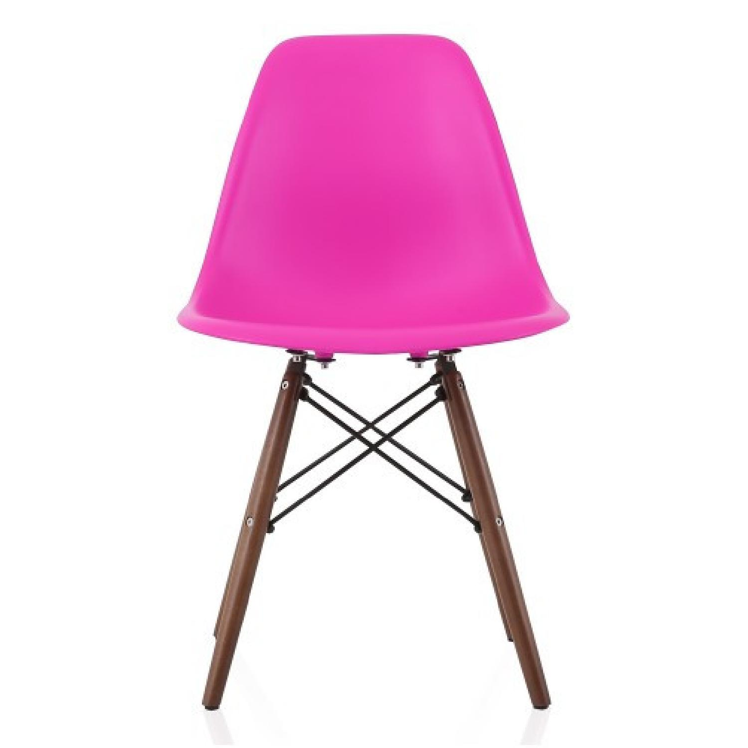 Molded Plastic Dining Side Chair - image-3