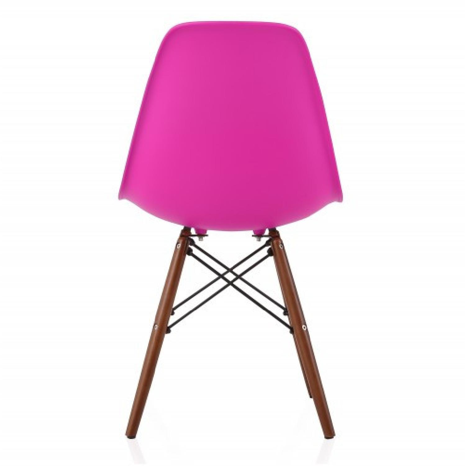 Molded Plastic Dining Side Chair - image-4