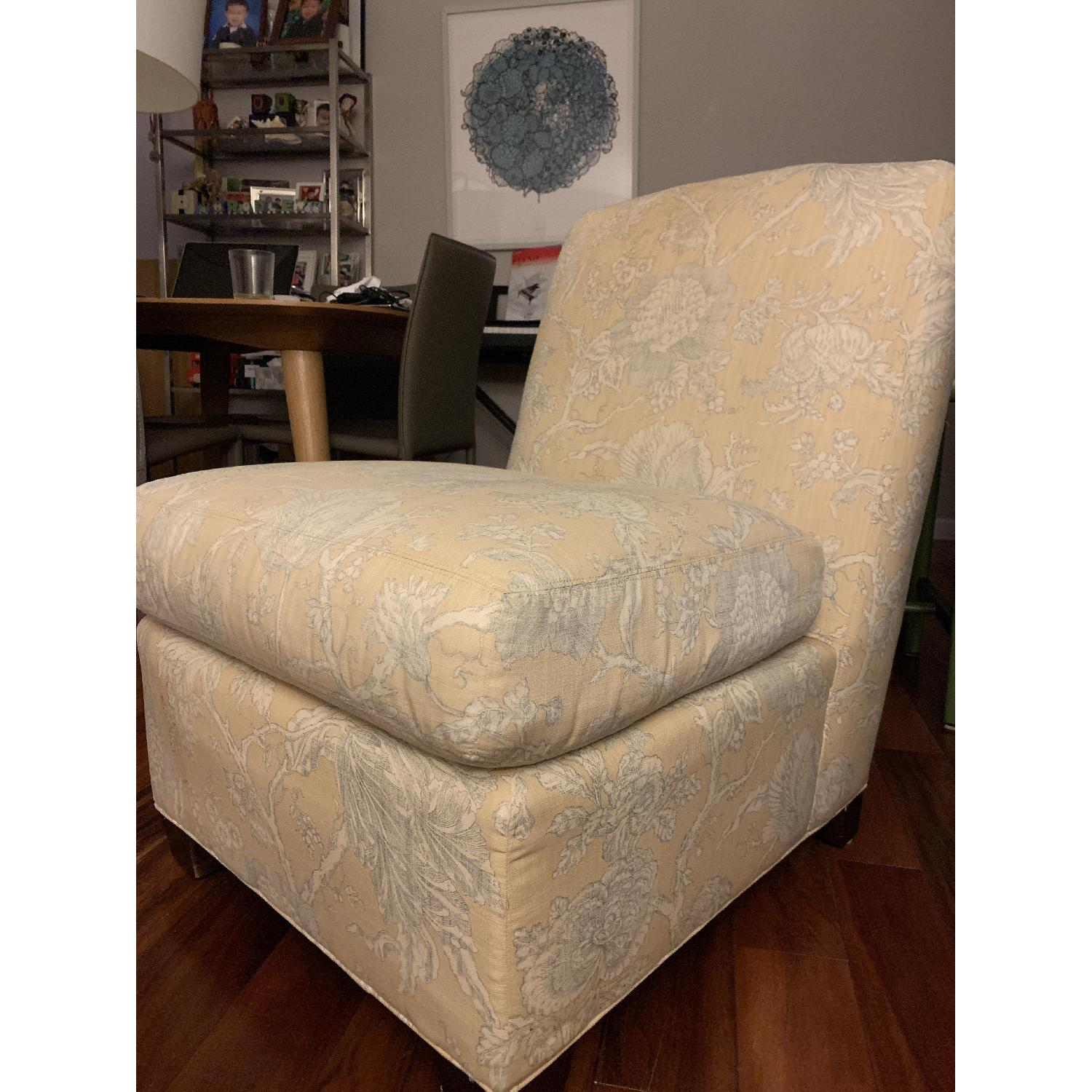 Armless Accent/Slipper Chair - image-1