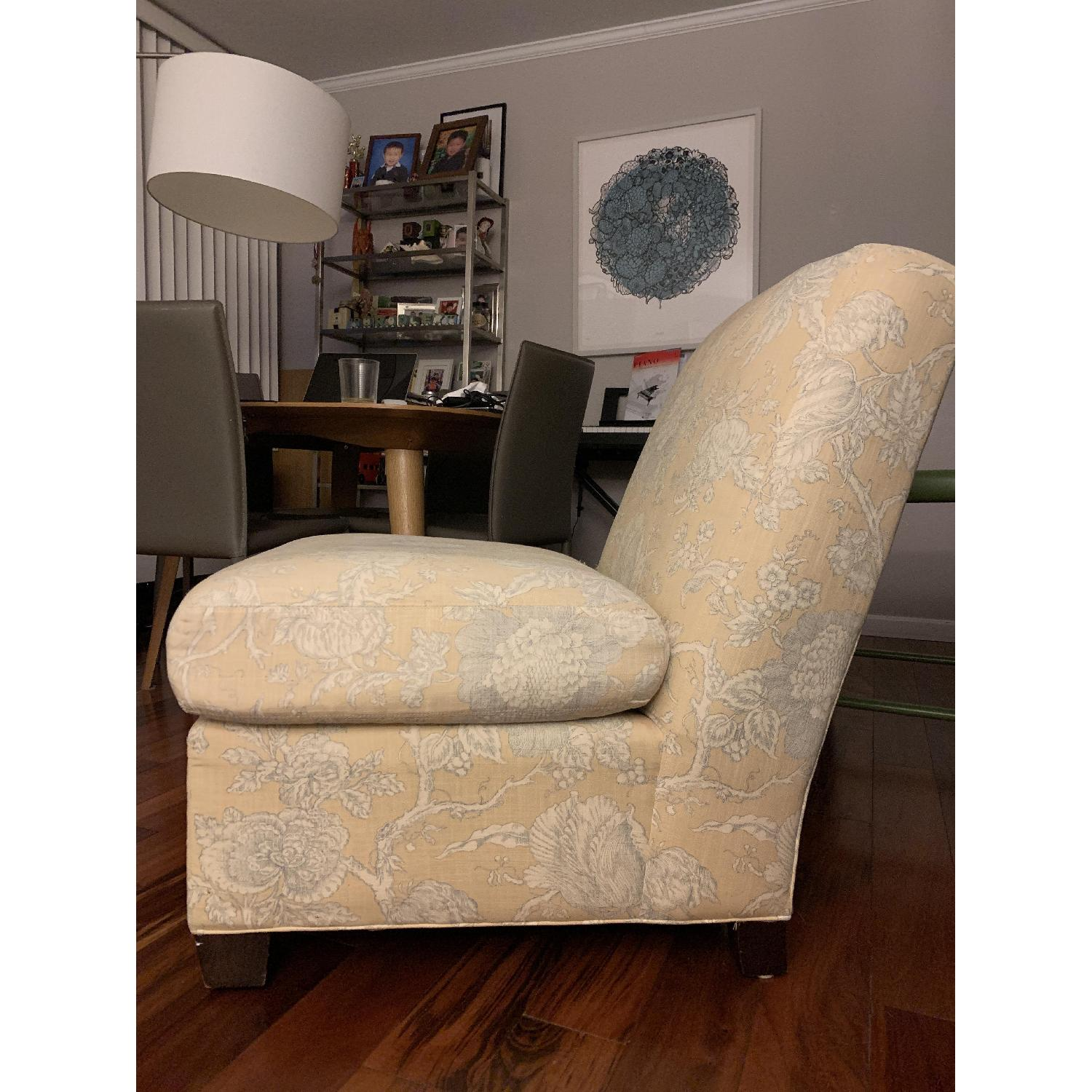 Armless Accent/Slipper Chair - image-3
