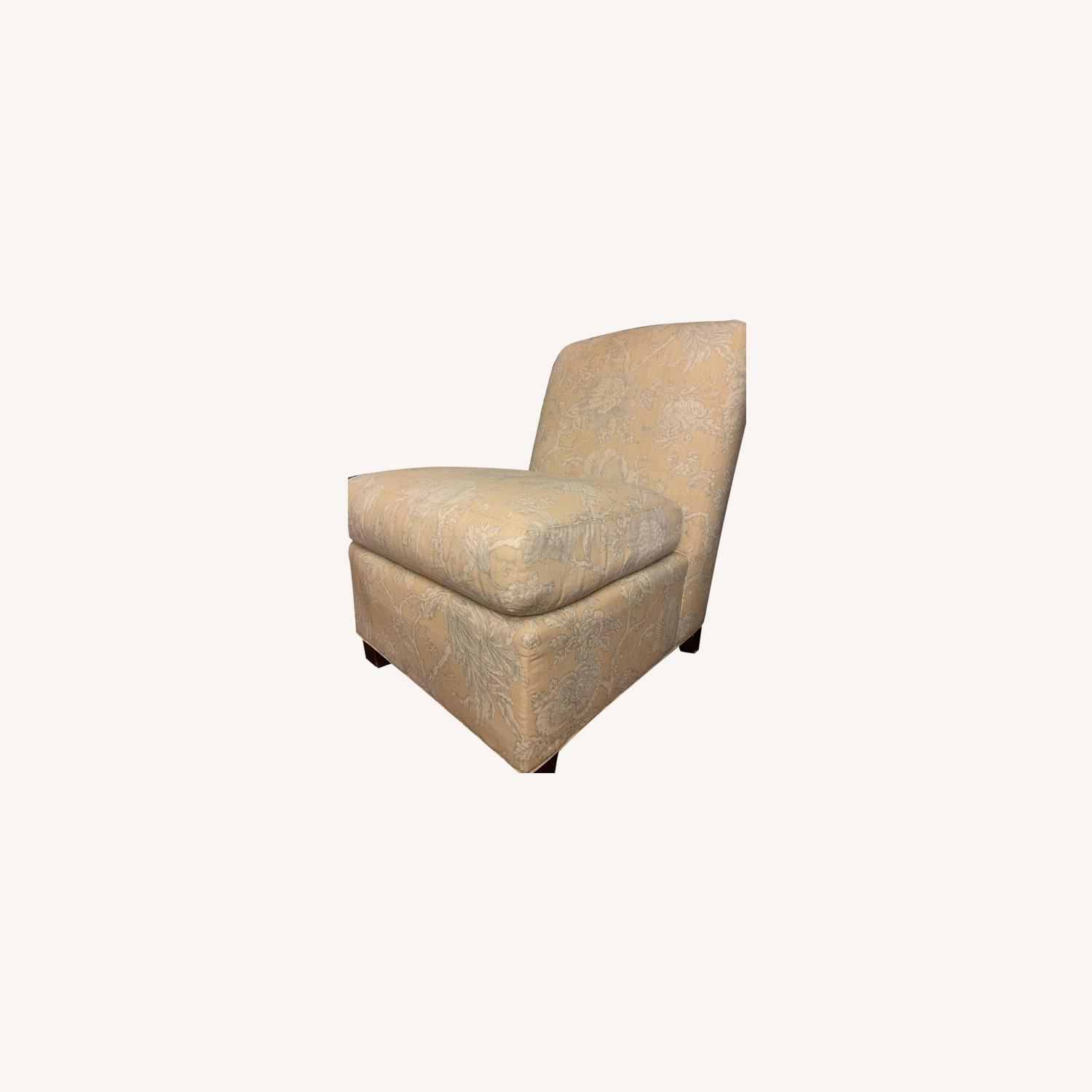 Armless Accent/Slipper Chair - image-0